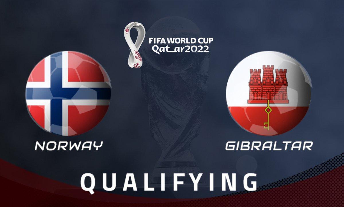 Norway vs Gibraltar Highlights 07 September 2021