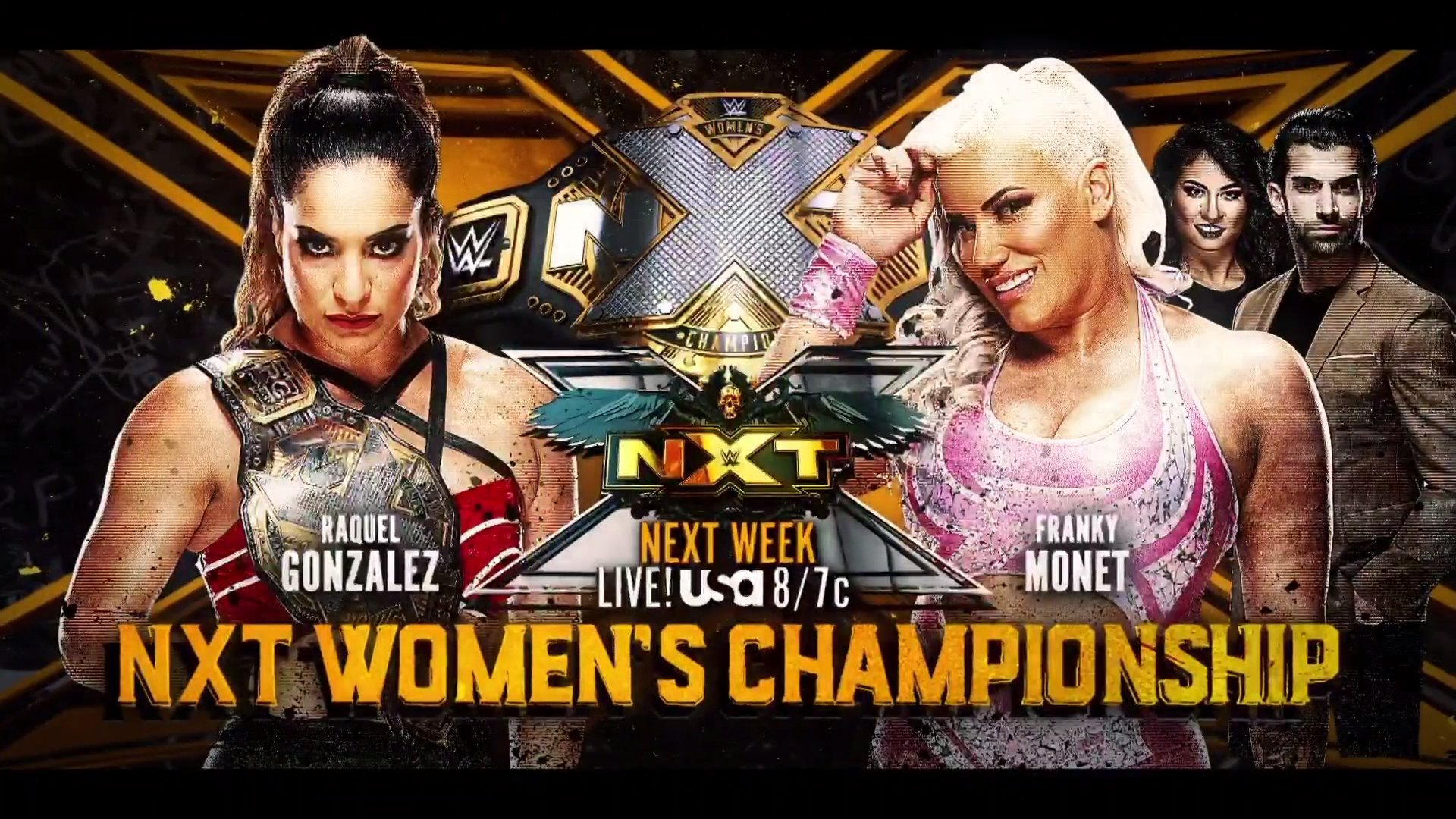 WWE NXT: Fatal-4-Way; Title Match And More Set For Next Week 31