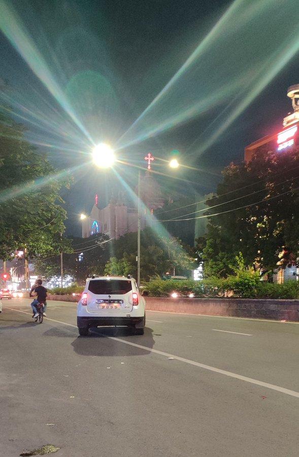Chennai stalking on roads