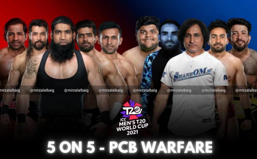 PCB warfare
