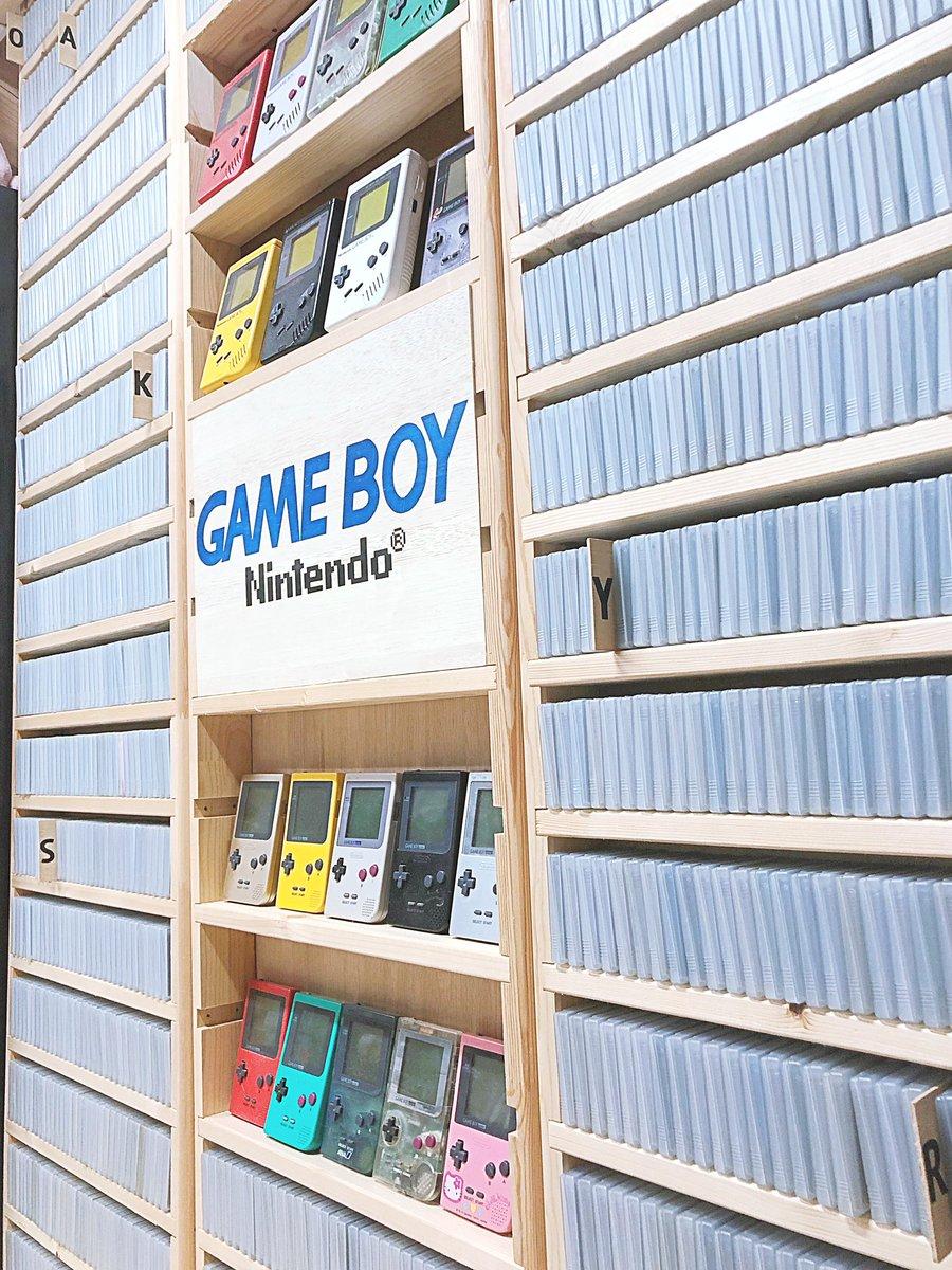棚がビッシリ埋まる!?市販のゲームボーイソフト全1244タイトルすべてコンプ!