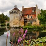 Image for the Tweet beginning: Scotney Castle, built in the
