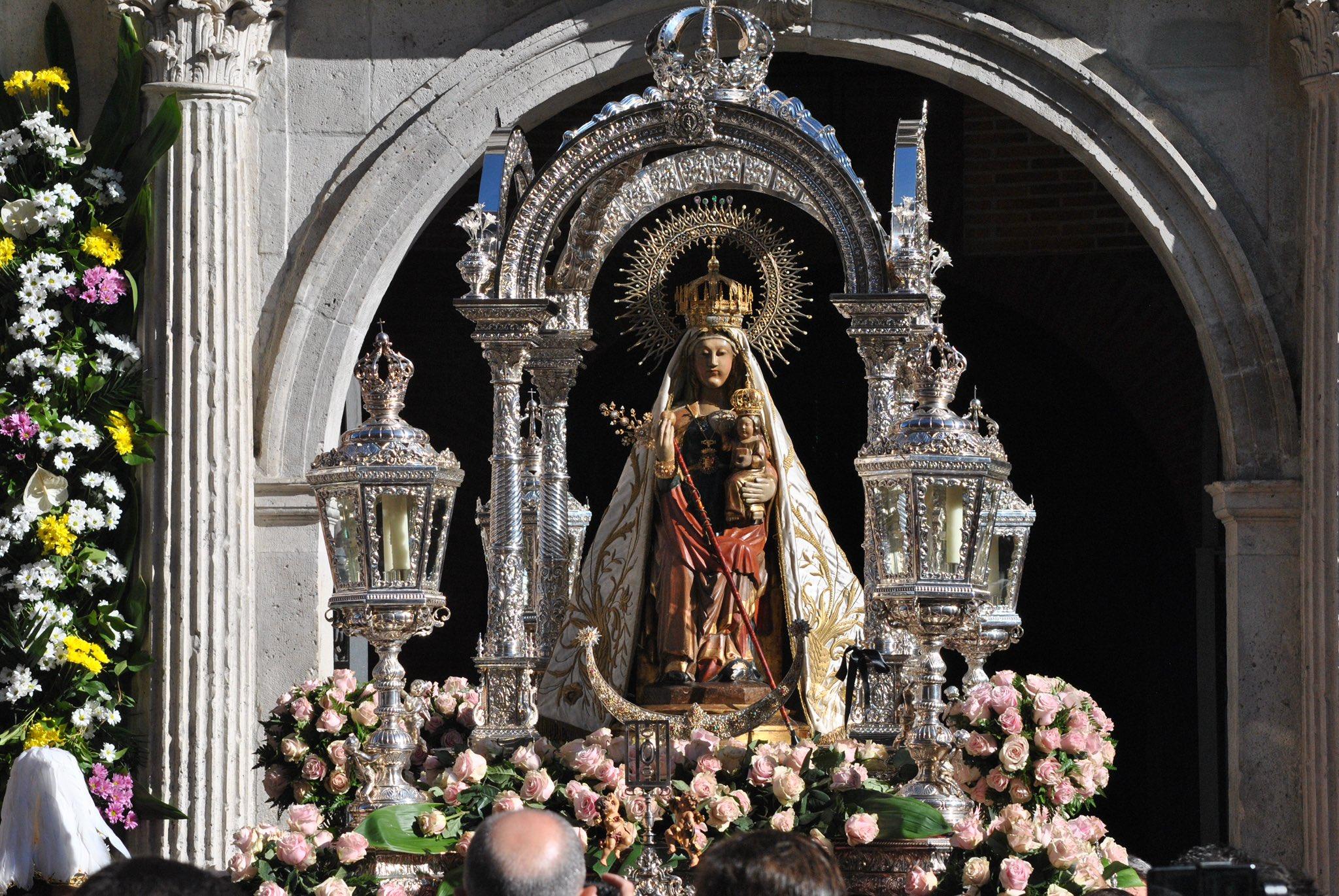 Virgen de san Lorenzo