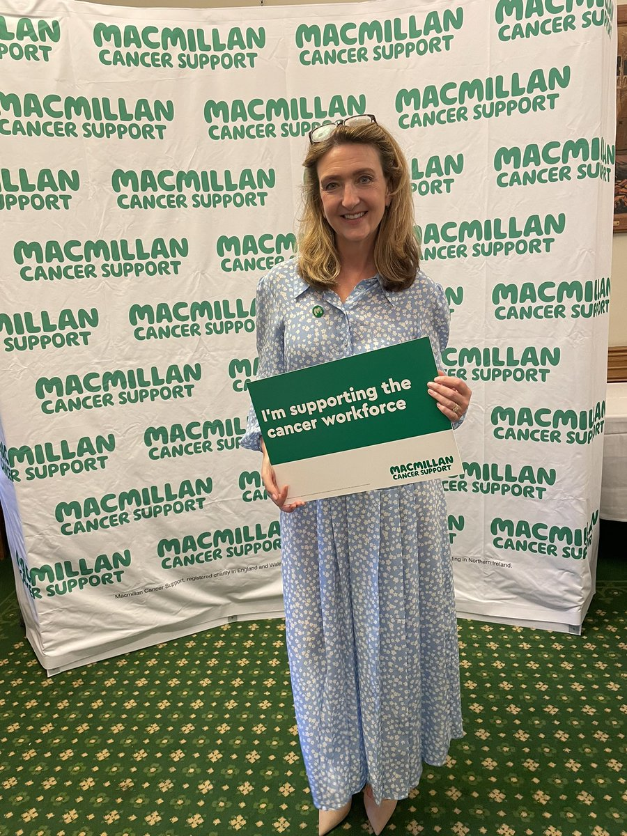 #MacmillanCoffeeMorning in Parliament going really well this afternoon. There's still time to pop down if you're on the estate - join us in the Churchill Room until 3pm. #TheForgottenC @Jeremy_Hunt @VictoriaLIVE