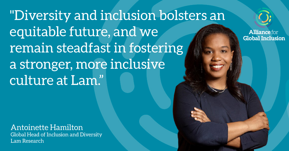 Honored to join a coalition committed to effecting change for diversity and #inclusion in the #tech industry.