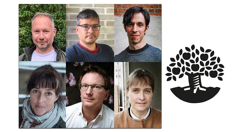 Sex forskare och författare får var sitt populärvetenskapligt stipendium på 100 000 kr från Natur & Kultur! De ska alla skriva böcker som berör människans utveckling och förmåga till överlevnad. https://t.co/7Z0rrRsSti https://t.co/9z91KzsVDg