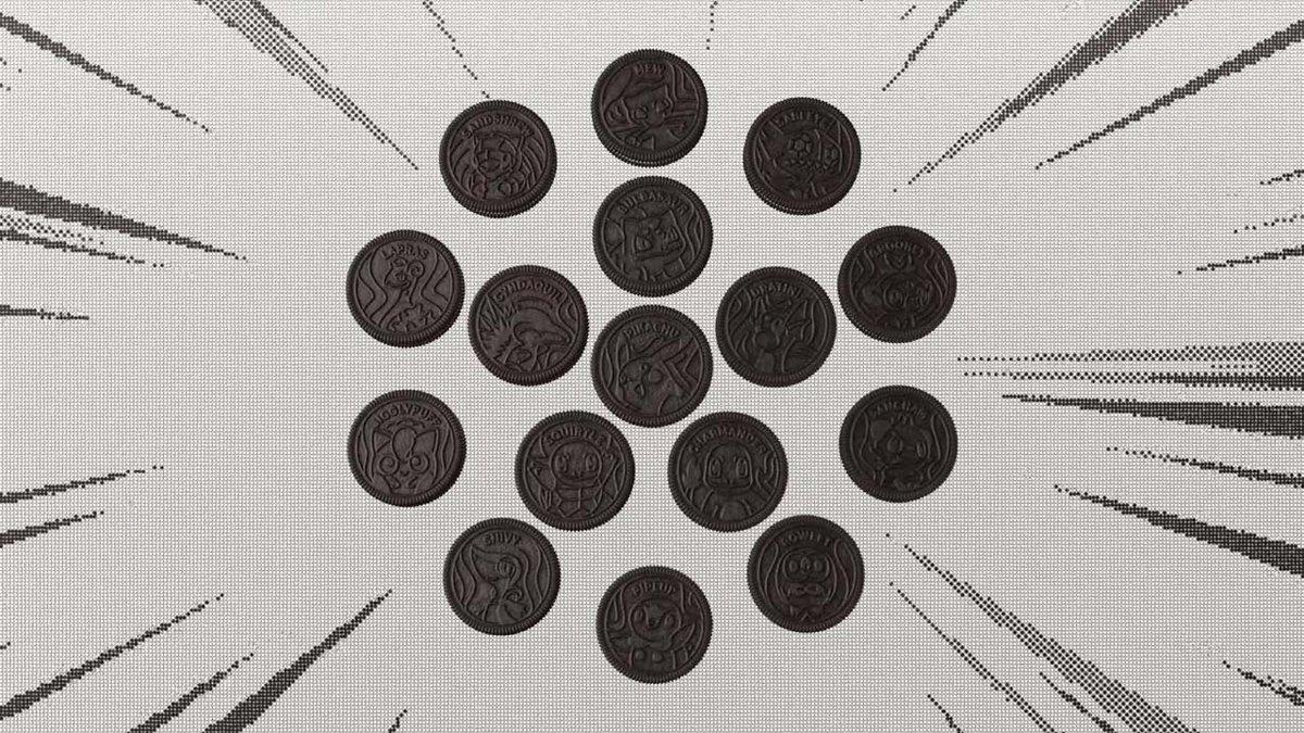 [情報] 寶可夢 x OREO餅乾