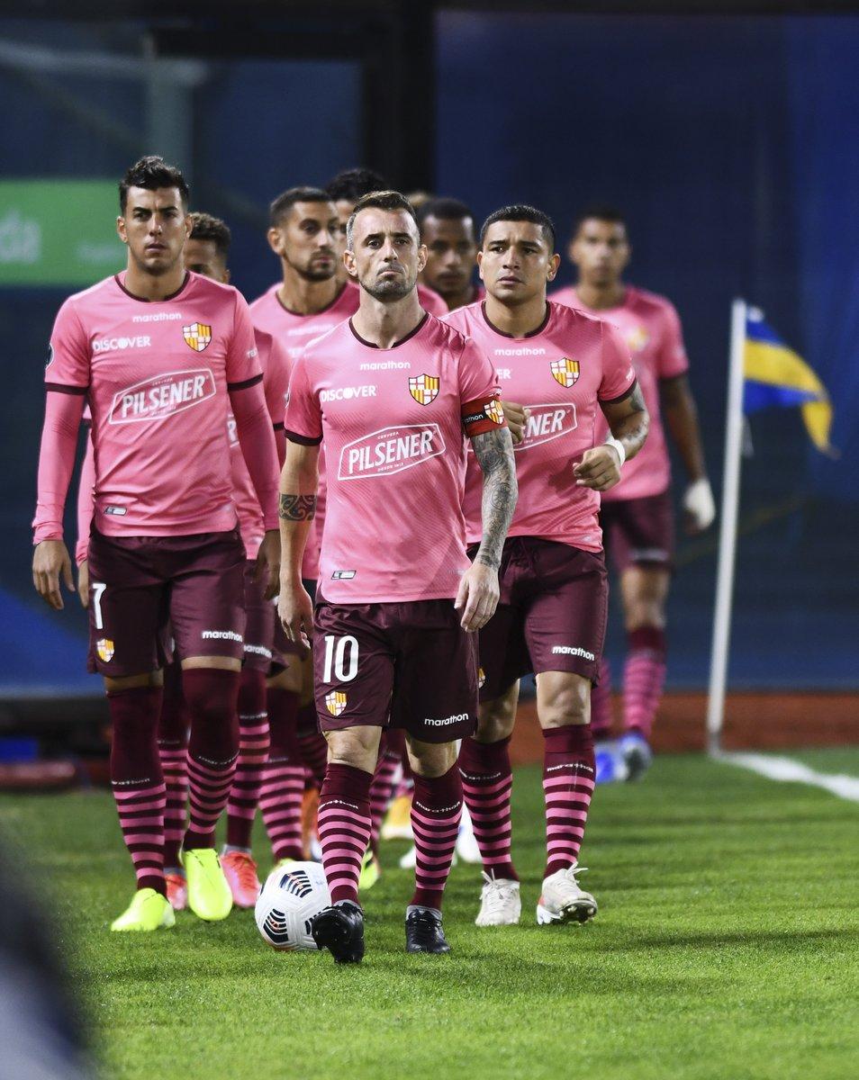 @Libertadores's photo on Damian