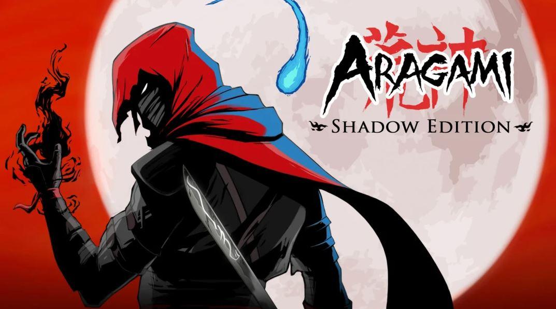 Aragami: Shadow Edition (S) $11.99 via eShop.