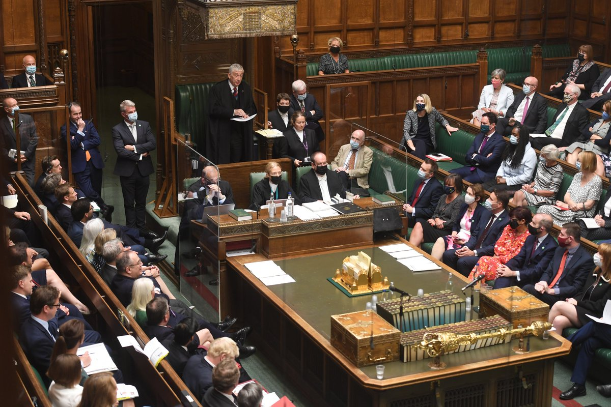 Missed today's PMQs? Don't worry! 🔊 Listen on SoundCloud: soundcloud.com/ukparliament/p… 📗 Read in #Hansard: hansard.parliament.uk/commons/2021-0… 🎞Watch on Parliament TV: parliamentlive.tv/Event/Index/9f… 🎥Watch in British Sign Language: youtube.com/watch?v=8HC6nq… #PMQs