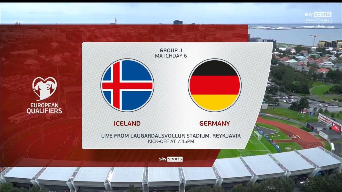 Full match: Iceland vs Germany
