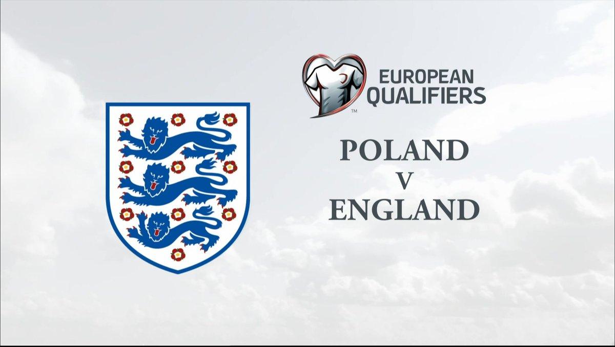 Full match: Poland vs England