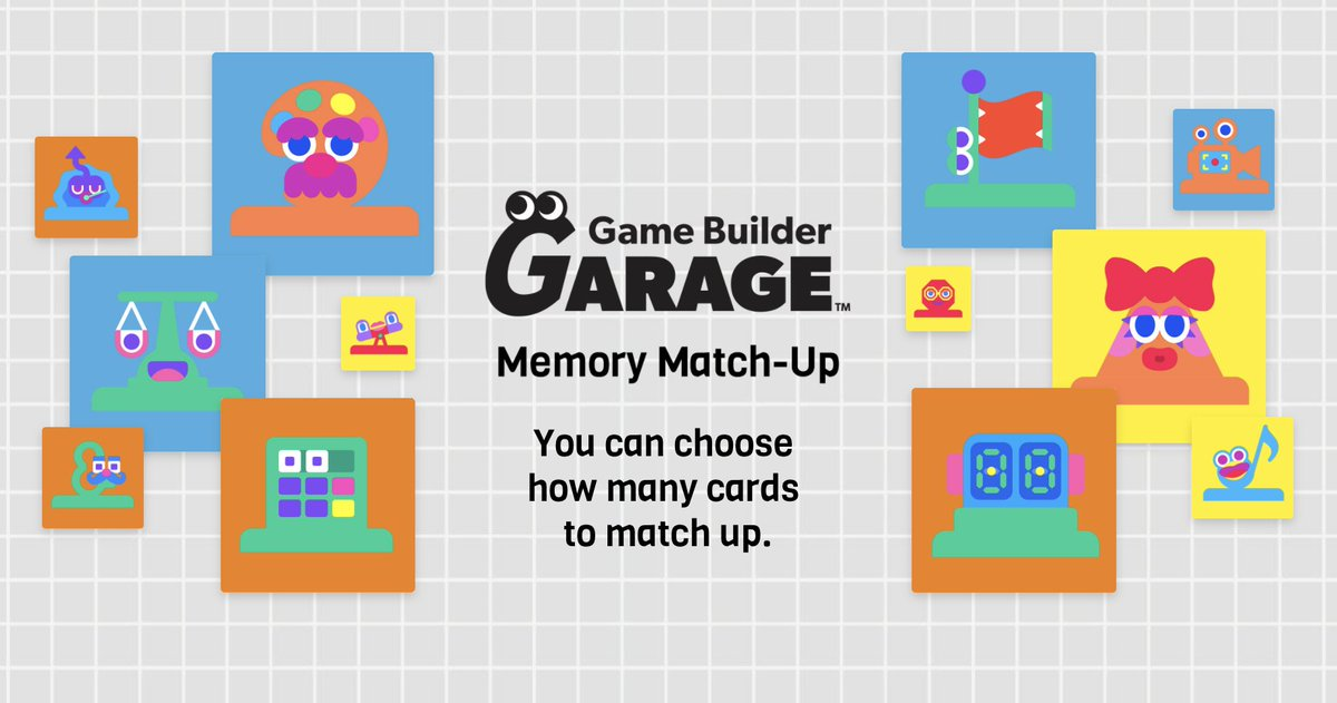 Test your memory in this card match-up game from Play Nintendo!