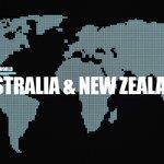 Image for the Tweet beginning: Australia & new zealand -