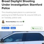 Image for the Tweet beginning: Shootings in broad daylight on