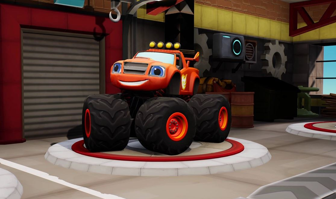 Blaze and the Monster Machines: Axle City Racers (X1) is Free via Xbox.