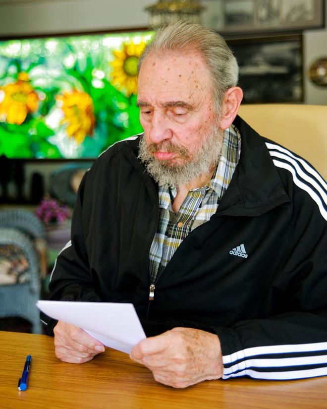 Fidel Twitter