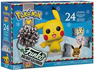 Funko Pop! Advent Calendar: Pokemon $39.99  at