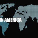 Image for the Tweet beginning: Latin america - INKISH will