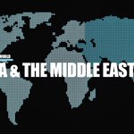 Image for the Tweet beginning: Asia and the middle east