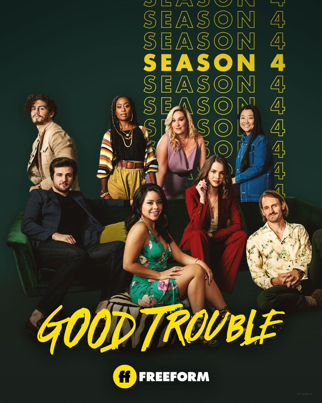 good trouble rinnovata stagione 4