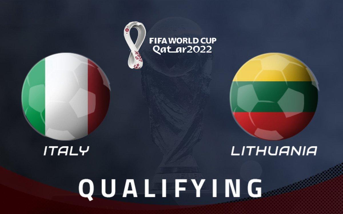 Italy vs Lithuania Full Match & Highlights 08 September 2021