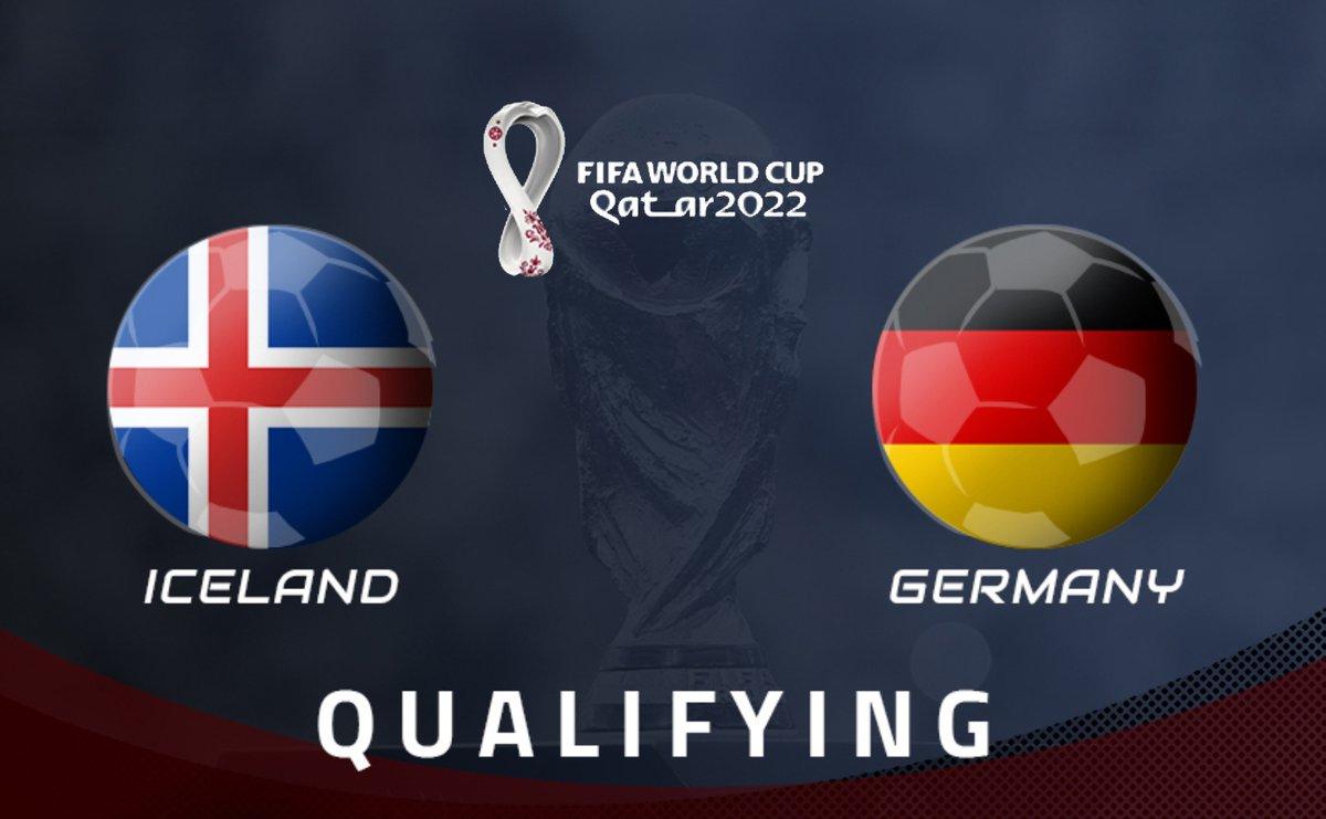 Iceland vs Germany Full Match & Highlights 08 September 2021