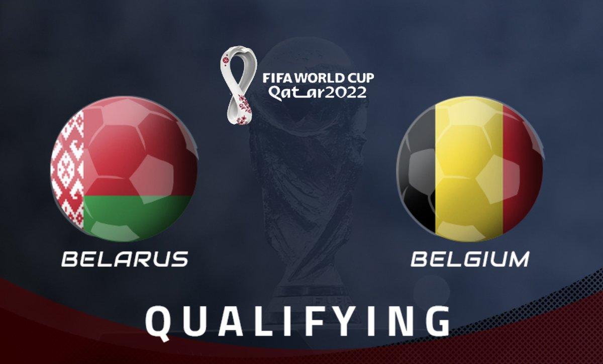 Belarus vs Belgium Highlights 08 September 2021