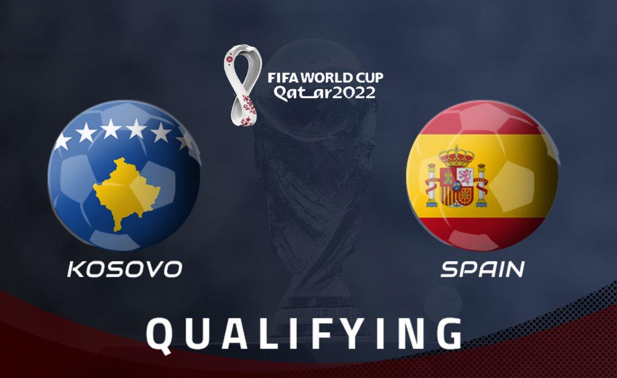 Kosovo vs Spain Highlights 08 September 2021