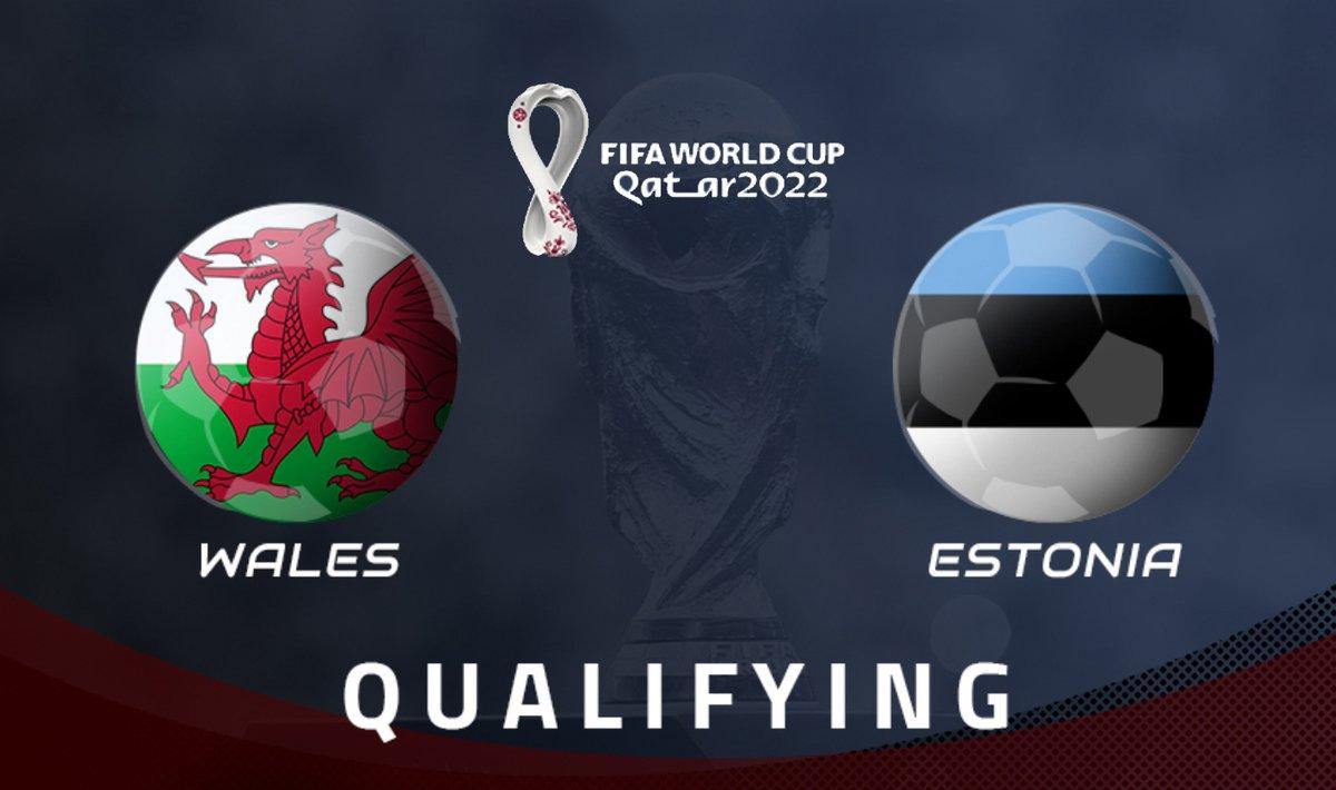 Wales vs Estonia Highlights 08 September 2021