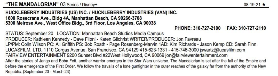 Star Wars : The Mandalorian [Lucasfilm - 2019] - Page 16 E-zsTsxUYAAo1vB?format=jpg&name=medium