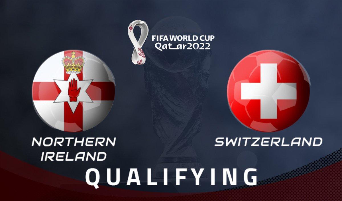 Northern Ireland vs Switzerland Highlights 08 September 2021