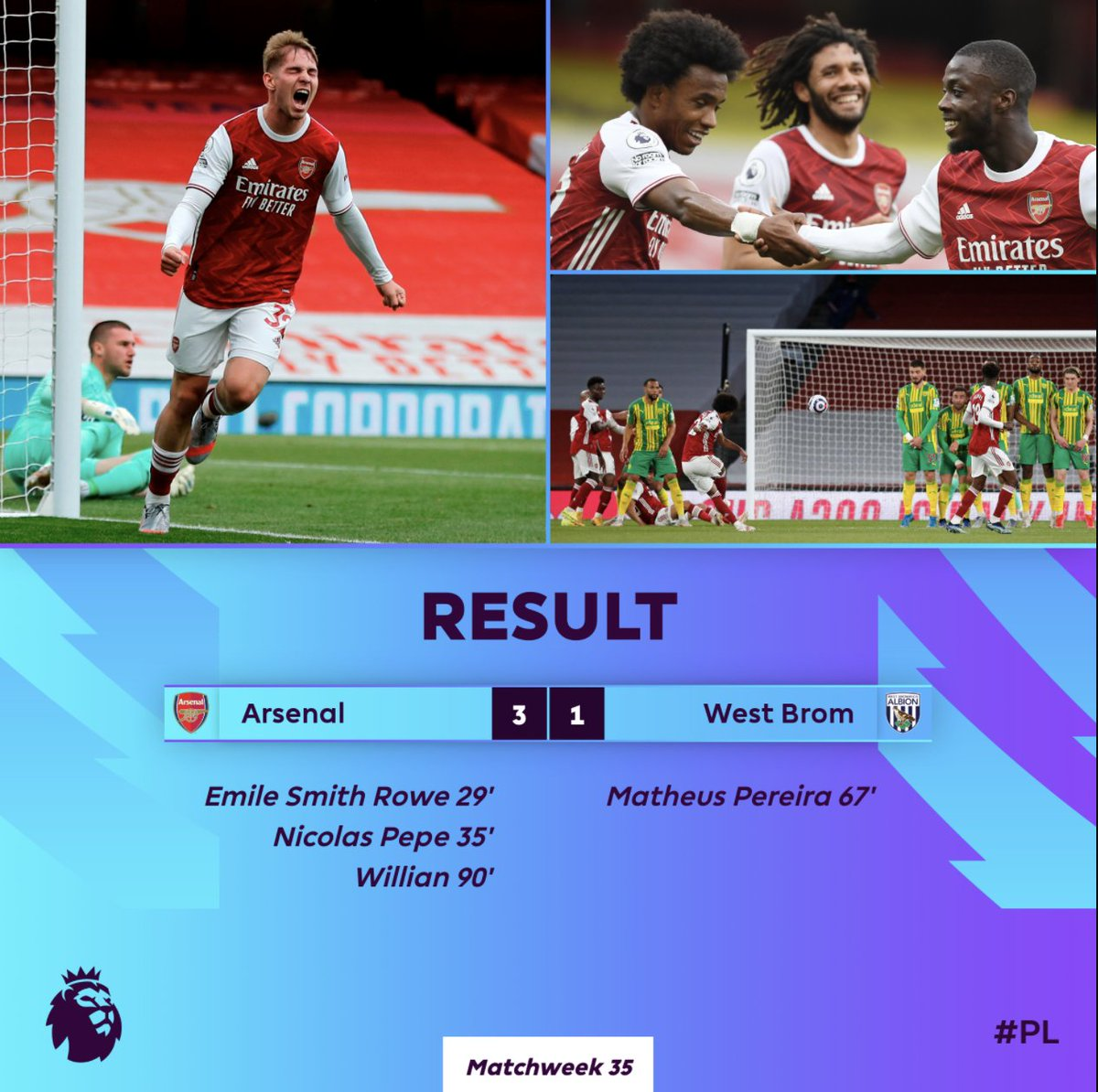 @premierleague's photo on West Brom