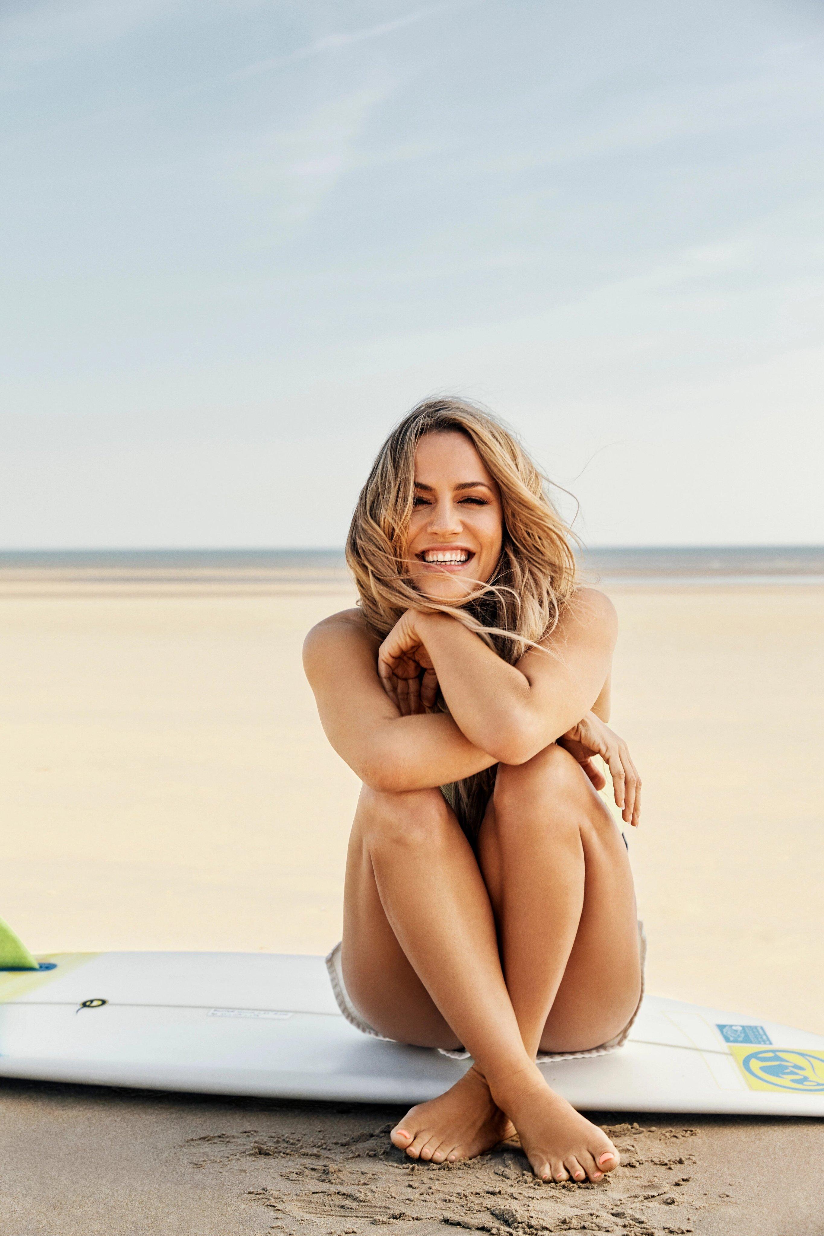 Caroline Flack Foot Fetish