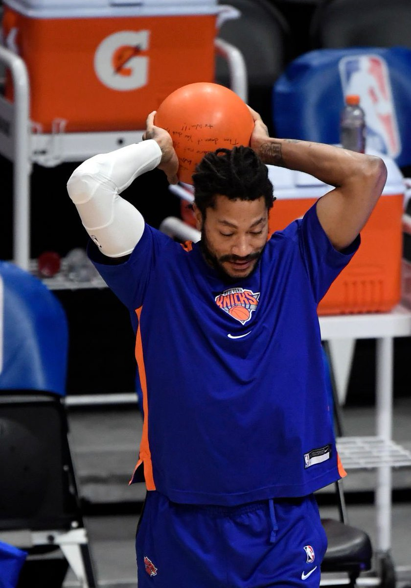 @TheNBACentral's photo on Derrick Rose