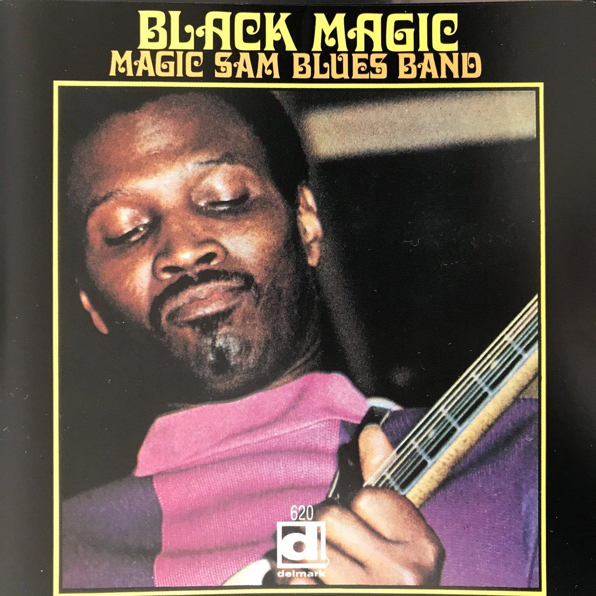 this Week Recommend2️⃣MAGIC SAM BLUES BAND Black Magic 1994  #blues #chicagoblues #deltablues  #soulblues #ブルース https://t.co/ZiQ5Bu8sV9