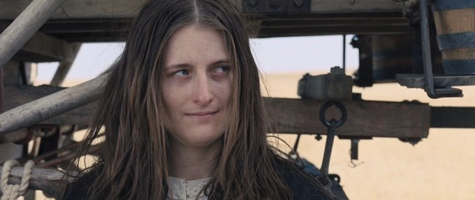 Happy Birthday to Grace Gummer who\s now 35 years old. Do you remember this movie? 5 min to answer!