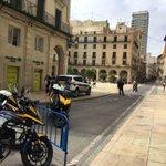 Image for the Tweet beginning: Primera jornada de peatonalización del
