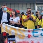 Image for the Tweet beginning: El alcalde apoya las protestas
