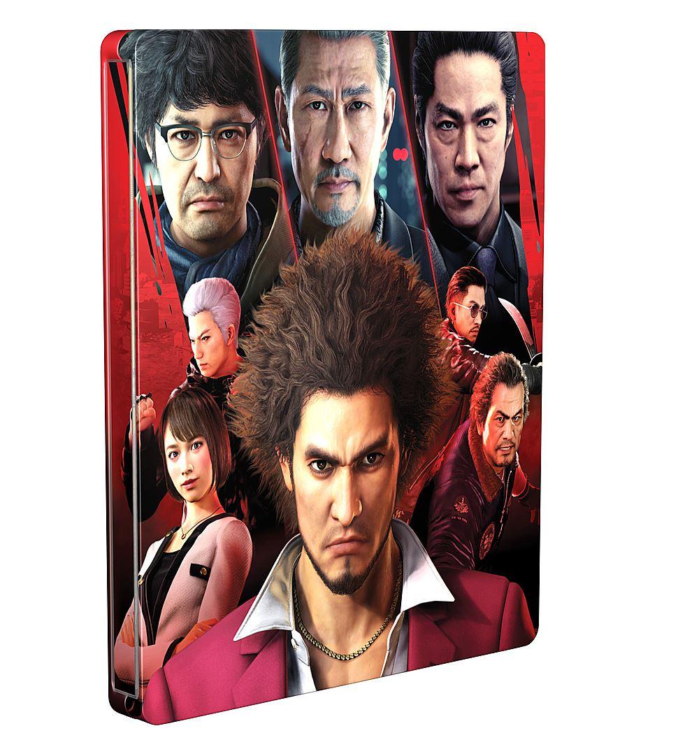 Yakuza Like a Dragon SteelBook $4.99 via Best Buy. 2