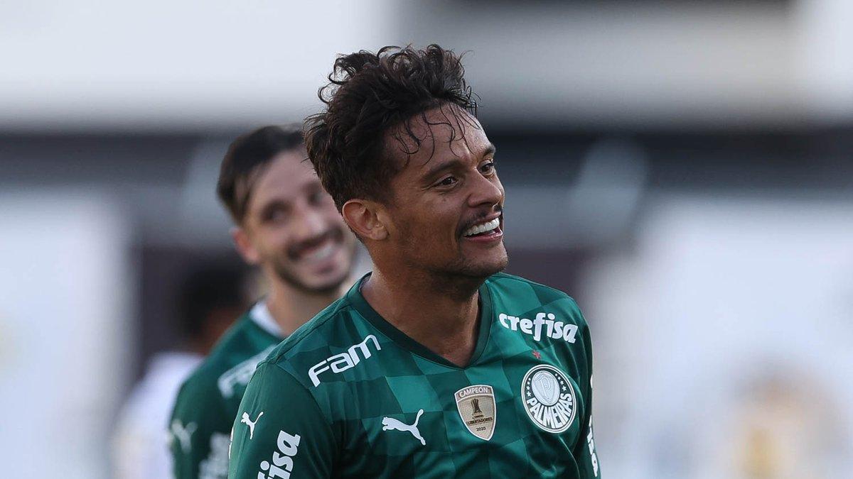 RT @Palmeiras: Um gol e duas assistências na vitória de hoje! Tá voando, meu 14! 😁🚀  #AvantiPalestra #PONxPAL https://t.co/YXmcjolM0V