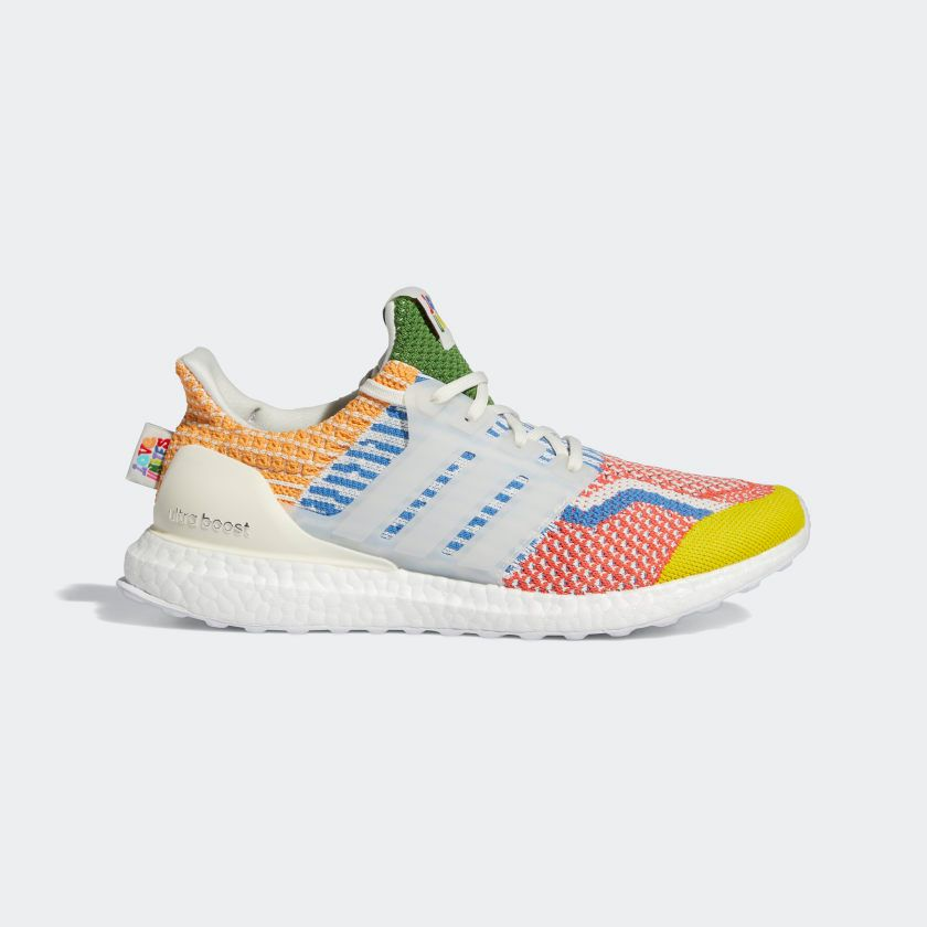 LIVE via Finish Line adidas Ultra Boost 5.0 'Pride' =    Use code SOLEMAYTES