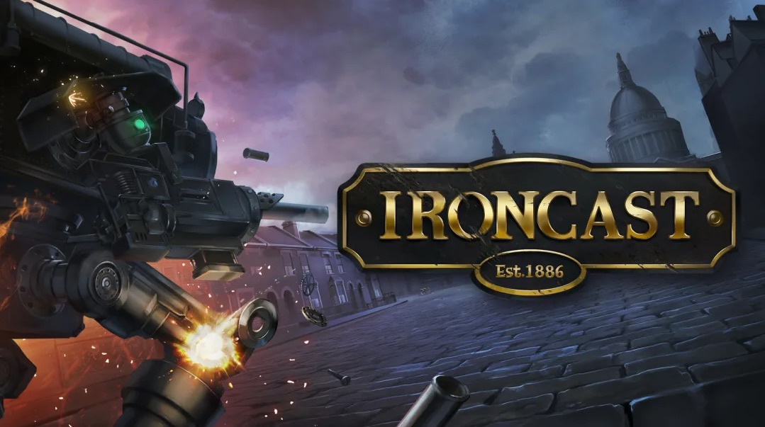 IRONCAST (Switch) is $8.49 on the eShop