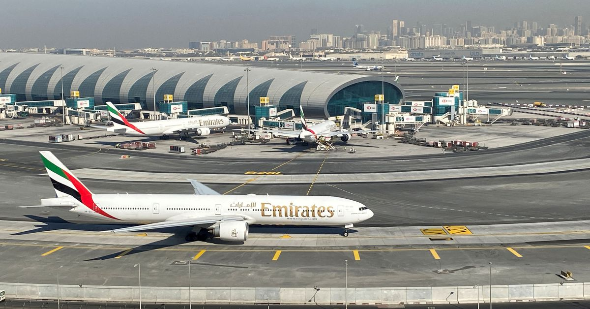 Emirates to fly medical aid to India for free https://t.co/8NKpejE6sN https://t.co/nNIwQm6L9f