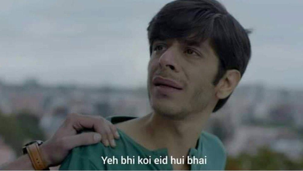 When a Sharif family member has to spend Eid in Pakistan: https://t.co/PUsN2nWaAL