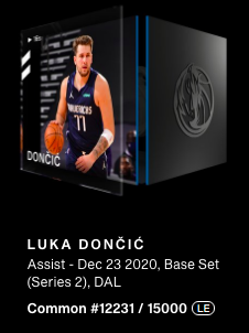 We are giving away a Luka moment to 1 lucky winner! 🥳🍀  Rules to enter: 1.) Follow us 2.) Retweet this post 3.) Comment your TS username  Winner randomly selected in 24 hours! 🎁  We are doing this to celebrate the start of our YouTube channel 😁👇 https://t.co/tD114lALIc https://t.co/FUY7NHbadQ