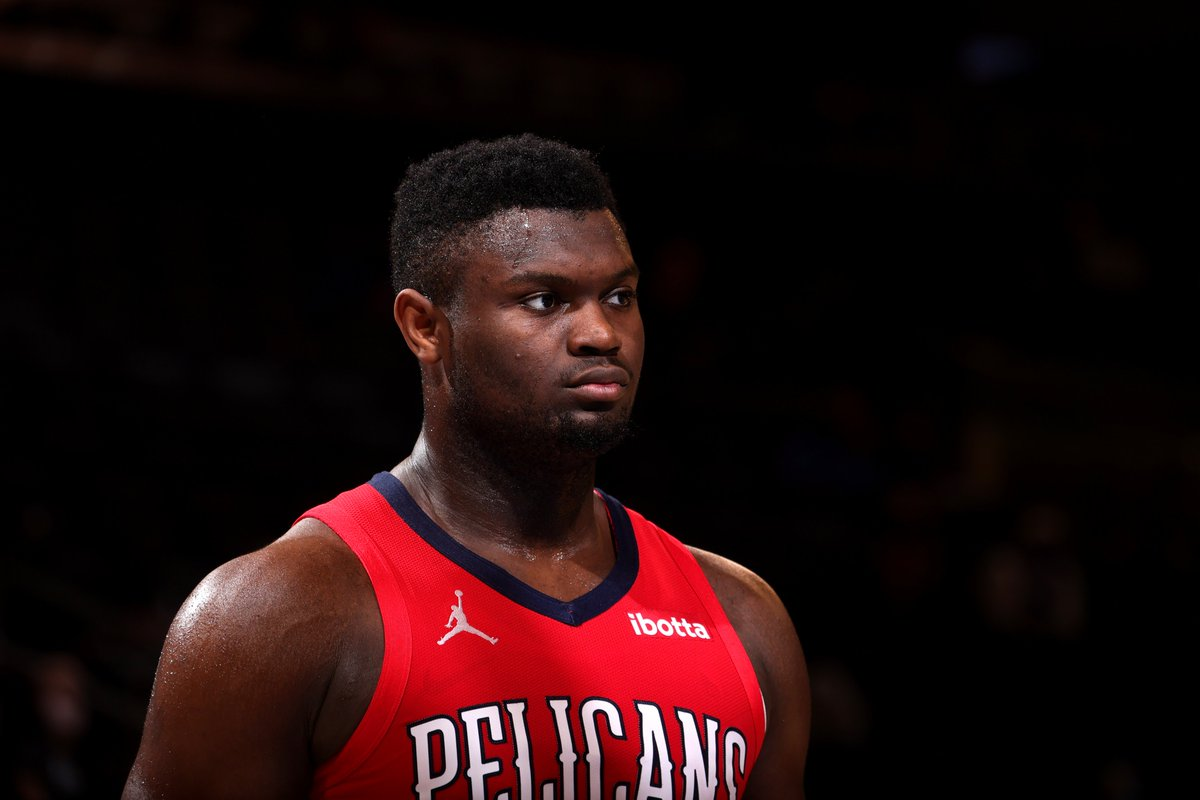Zion Williamson will be sidelined indefinitely with a fractured ring finger https://t.co/7sVLJ0XdH3