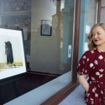 Image for the Tweet beginning: Window of Opportunity, artist @jean_curran