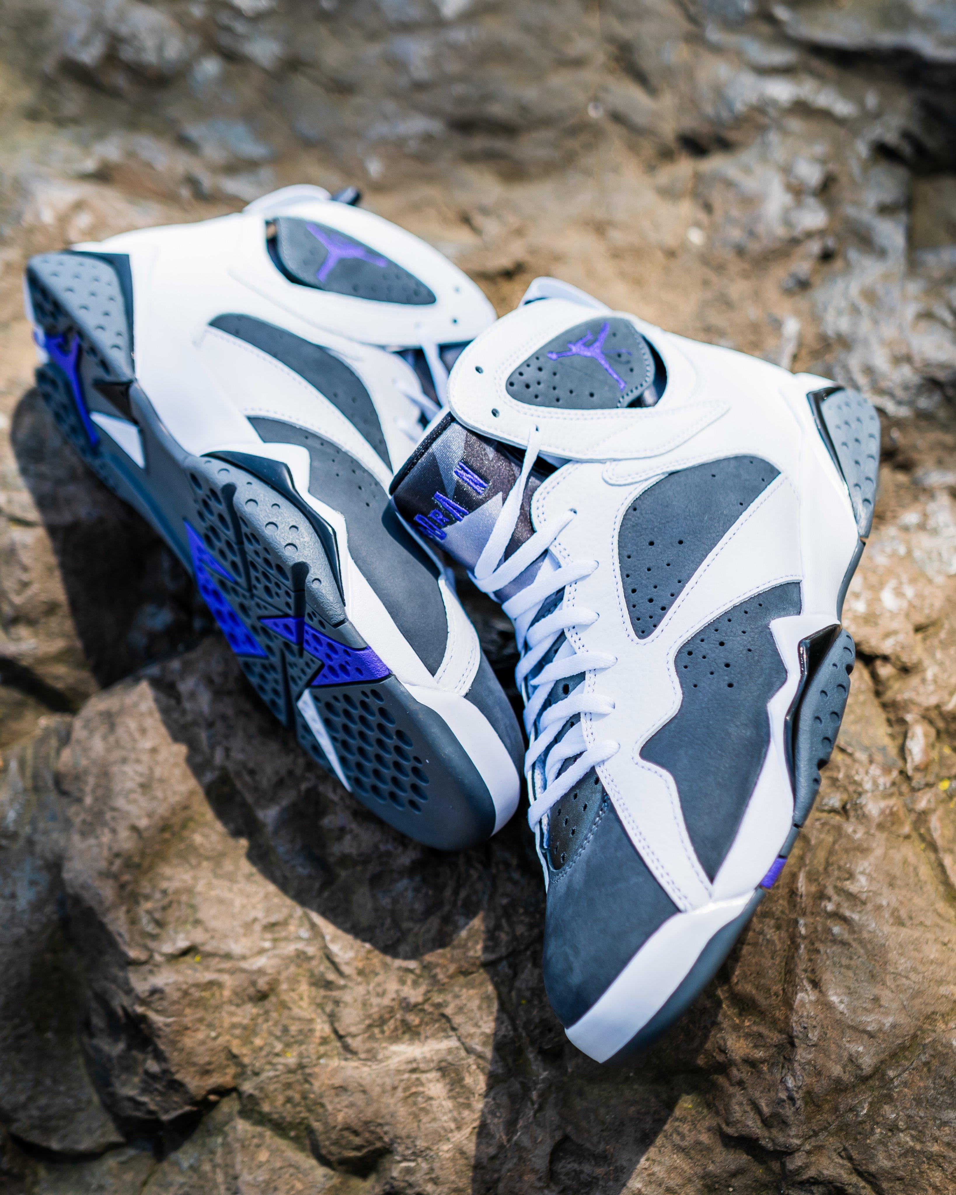 Release Reminder – Air Jordan 7 Retro 'Flint'