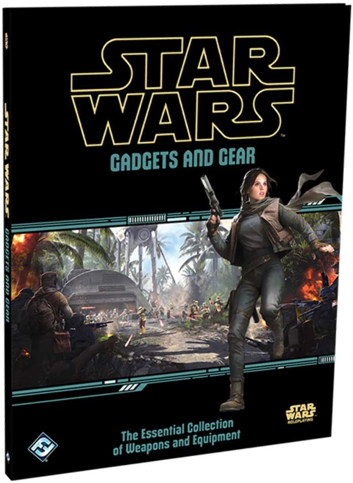 Star Wars RPG: Gadgets & Gear  20% off plus there's a 5% off coupon that stacks on top!